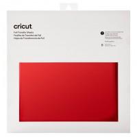 Cricut Transfer Foil Red 30.5 x 30.5 cm