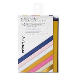 Cricut Joy Card set with Transfer Foil