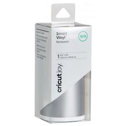 Cricut Joy Smart Vinyl 13.9 x 304.8 cm Permanent Silver