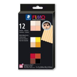 Fimo Professional Colour Pack ''Doll Art''