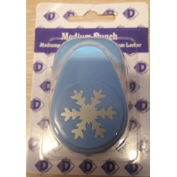 Craft Punch Medium Snowflake