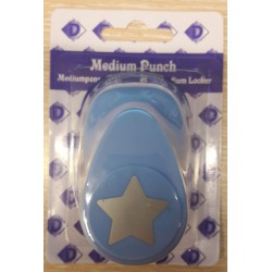 Craft Punch Medium Star