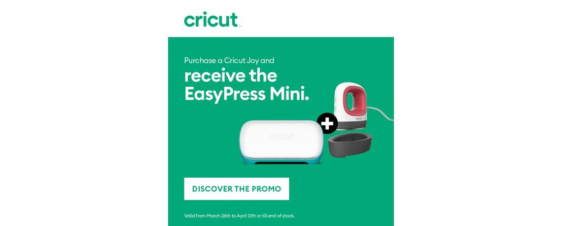 Cricut Joy Eastern Promotion
